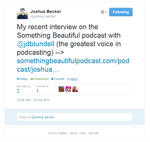 The greatest voice in podcasting