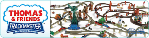 TrackMaster from FisherPrice