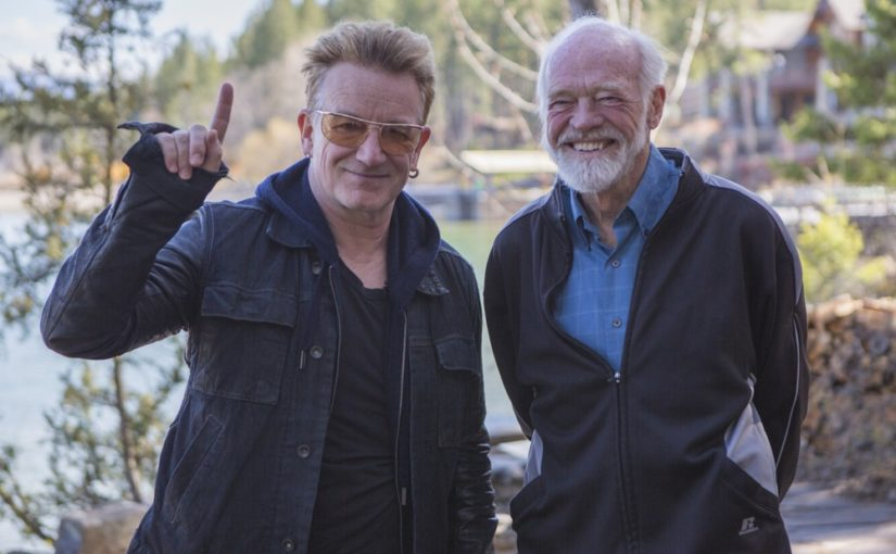 Bono & David Tyler: Beyond the Psalms