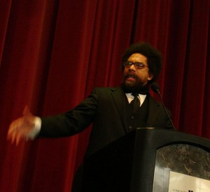 Cornel West via Wikipedia