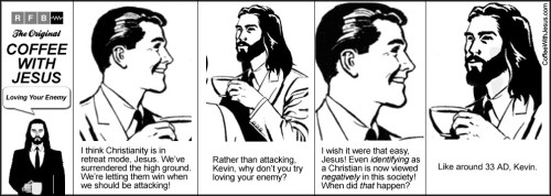 Coffee Talk With Jesus
