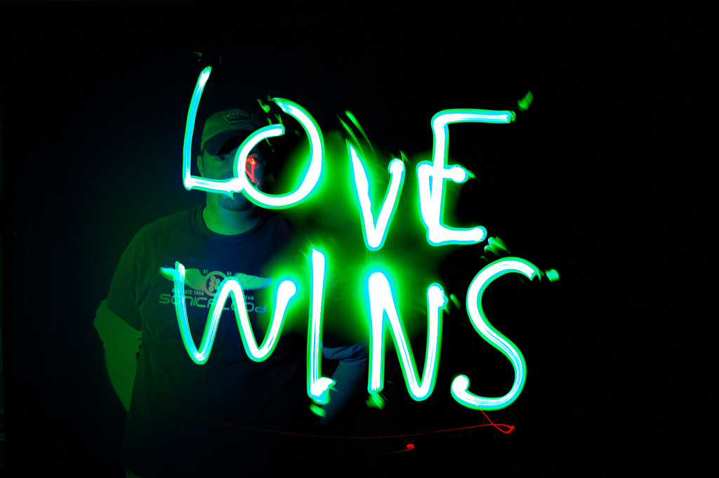 Rob Bell, Love Wins and why I hope he's right